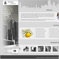 Skyline Builders Template