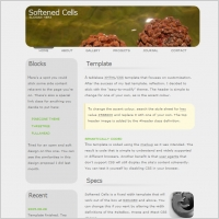 Softened Cells Template