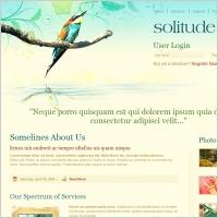 Solitude Template
