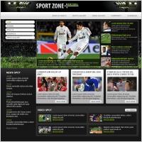Sport Zone Template
