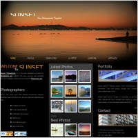 Free Photography Website Template Free Website Templates For Free - Free html photography website templates