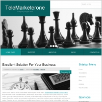 Tele Marketerone Template