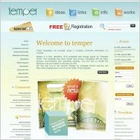 Temper Template