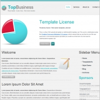 Top Business Template