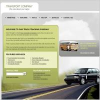 Transport Company Template