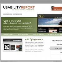 UsabilityReport Template