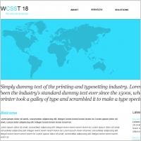 WCSST 18 Template