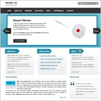 Automation Website Templates