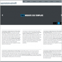 5 column templates free website templates for free download about