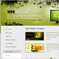 Website layout design free website templates for free download about ...