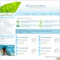 Web Shop Template