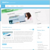 WebFlux Template