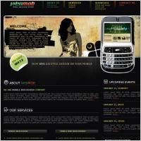 Webmob Template
