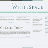WhiteSpace Template