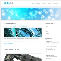 WhiteTek Template