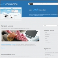 Wide Commerce Template