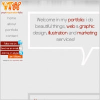 YourIn spiration Folio Template