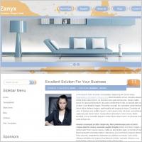 Zanyx Template