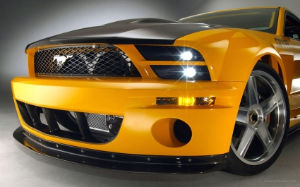 2005 Mustang GTR 4