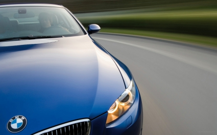 2006 BMW 3 Series Coupe 3