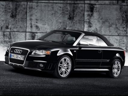 2008 Audi RS4 Cabriolet Wallpaper Audi Cars