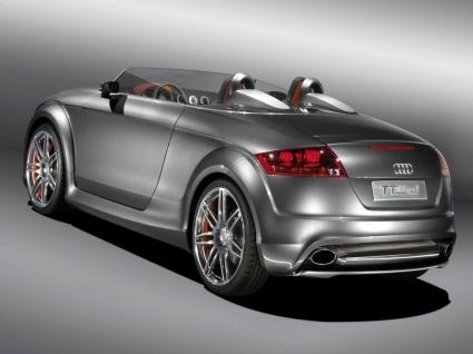 2008 Audi TT Clubsport Quattro Study Wallpaper Audi Cars