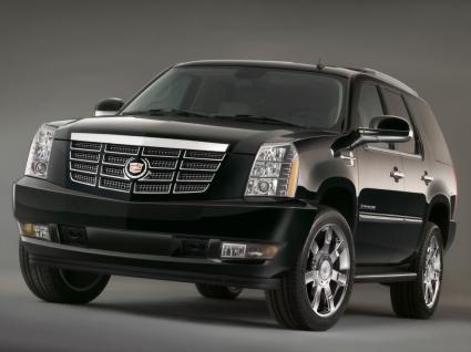 2008 Cadillac Escalade Black Wallpaper Cadillac Cars