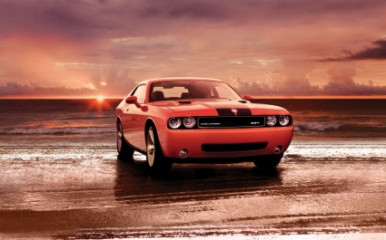 2008 Dodge Challenger SRT8 3
