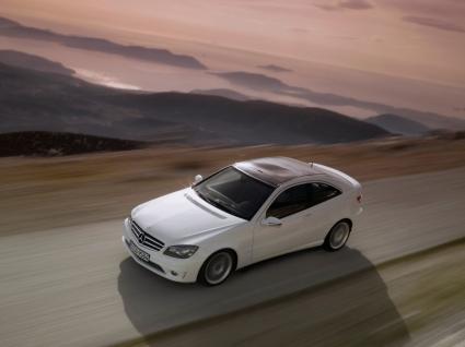 2008 Mercedes CLC Wallpaper Mercedes Cars