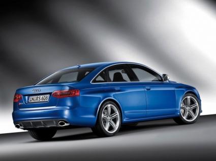 2009 Audi RS6 Wallpaper Audi Cars