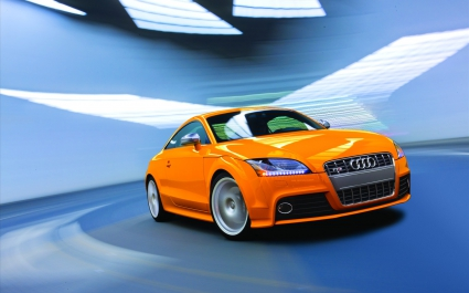 2009 Audi TTS Coupe Car