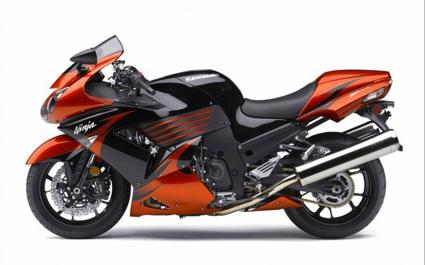 2009 Kawasaki Ninja ZX 14