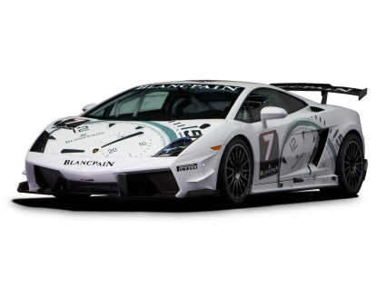 2009 Lamborghini Blancpain Super Trofeo