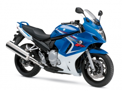 2009 Suzuki GSX 650F Motor Sport