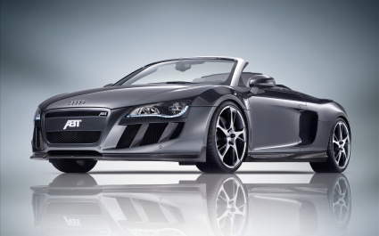 2010 ABT Audi R8 Spyder