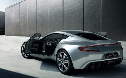 2010 Aston Martin One 77 2