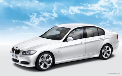 2010 BMW 320d EfficientDynamics Edition 2