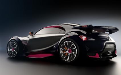 2010 Citroen Survolt Concept 2