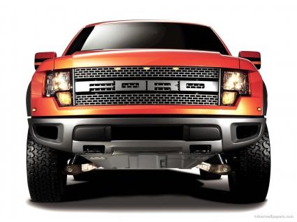 2010 Ford F150 SVT Raptor 2