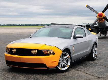 2010 Ford Mustang AV X10