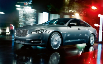 2010 Jaguar XJ 5