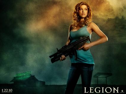2010 Legion Movie