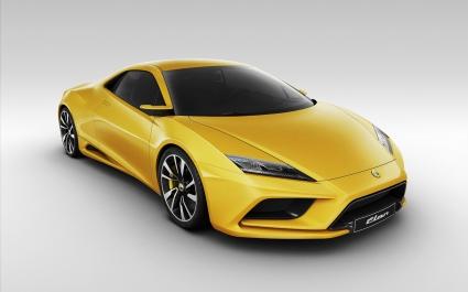 2010 Lotus Elan Concept Car