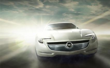 2010 Opel Flextreme GT E Concept