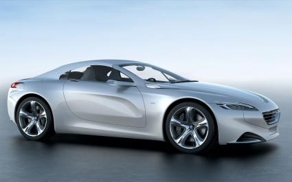 2010 Peugeot SR1 Concept Car 2