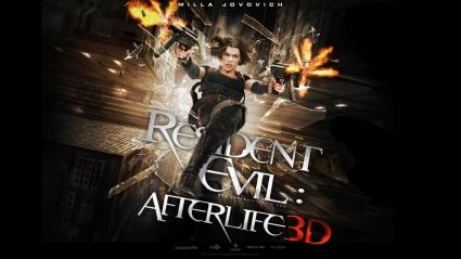 2010 Resident Evil Afterlife 3D