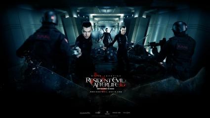 2010 Resident Evil Afterlife