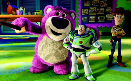 2010 Toy Story Movie Cast