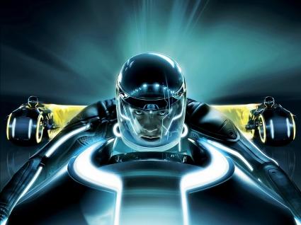 2010 Tron Legacy Movie