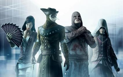 2011 Assassin's Creed Brotherhood